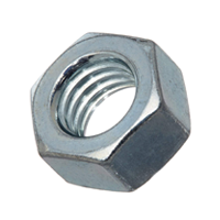 Hexagonal Nuts Hex Nut manufacturers exporters suppliers in India