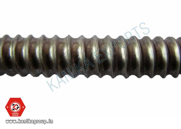 Coil Rods Tie Rods Threaded Tie Bars manufacturers exporters suppliers in India
