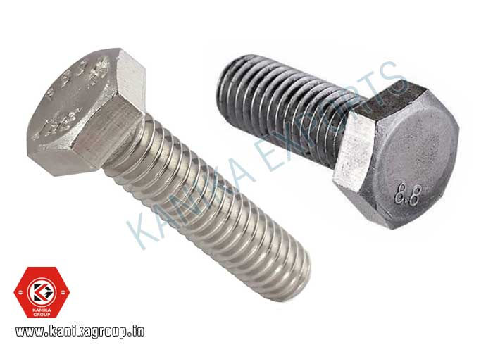 Hex Bolt manufacturers exporters suppliers in India