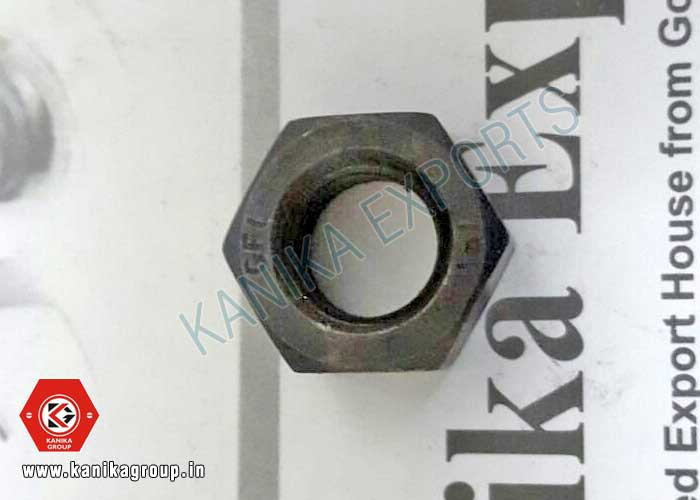 Hex Nut manufacturers exporters suppliers in India