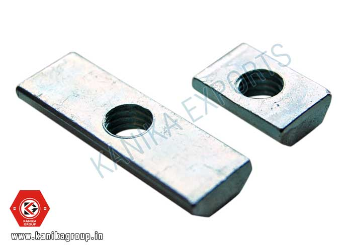 Rectangular Nut manufacturers exporters suppliers in India