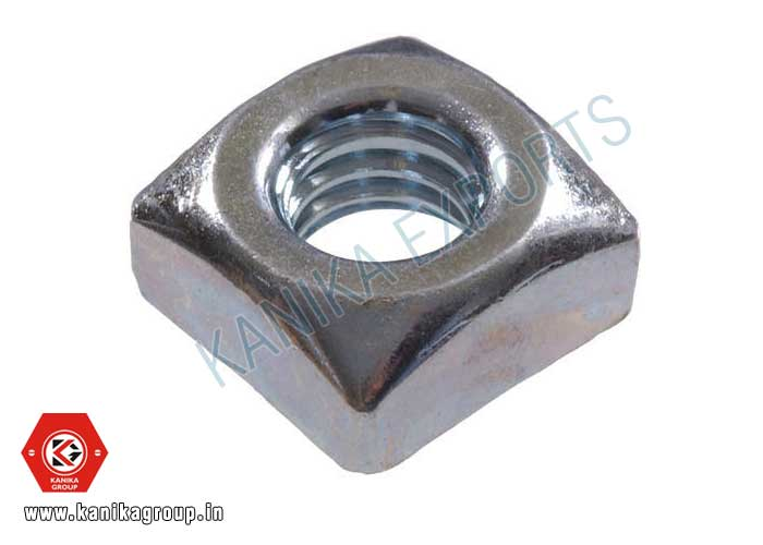 Square Nut manufacturers exporters suppliers in India