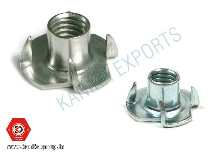 T Nut manufacturers exporters suppliers in India