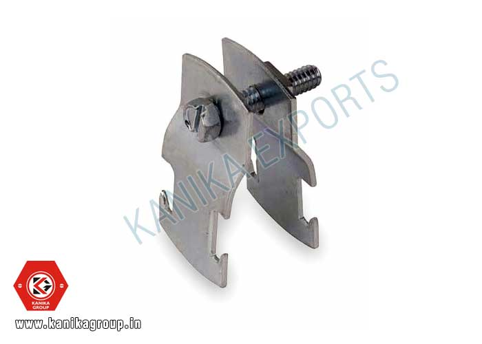 Channel Universal Pipe Strap manufacturers exporters suppliers in India