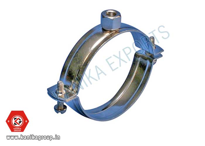 Pipe Clamp Unlined manufacturers exporters suppliers in India