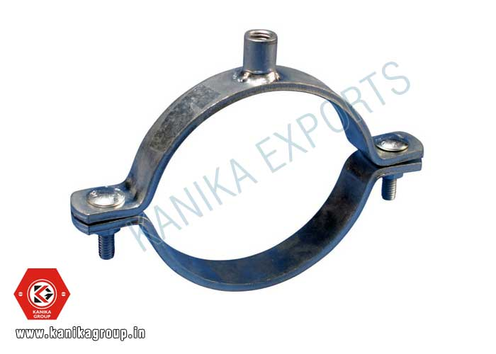 Steel Pipe Clamp manufacturers exporters suppliers in India