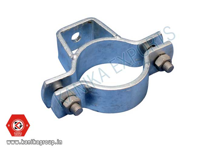 Ajustable Pipe Clamp manufacturers exporters suppliers in India