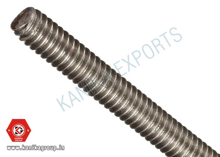 Threaded Bars manufacturers exporters suppliers in India
