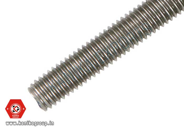 UNC Threaded Rods manufacturers exporters suppliers in India