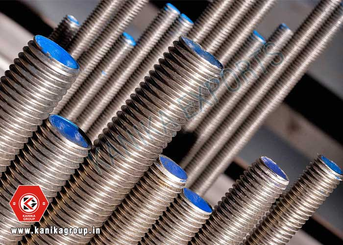 All Threaded Rods manufacturers exporters suppliers in India