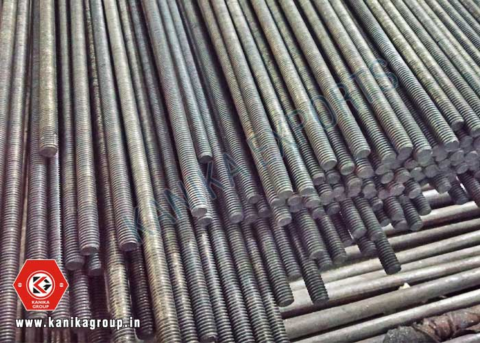 Threaded Rods & Bars manufacturers exporters suppliers in India