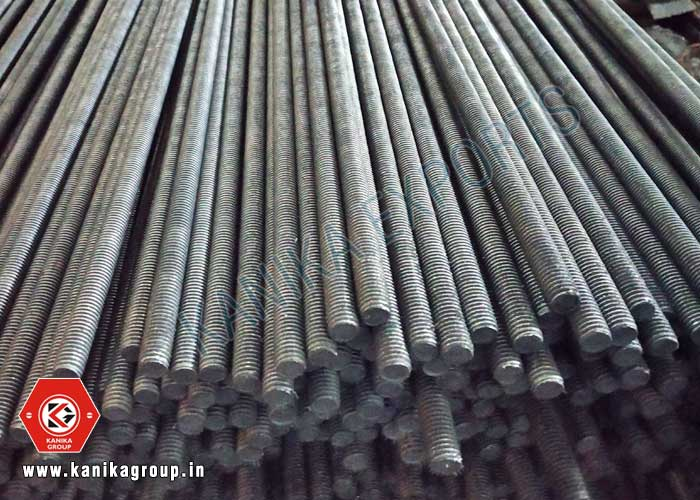 Construction Threaded Rods manufacturers exporters suppliers in India